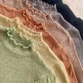 ¡Últimas en stock! No te pierdas de sumar a tu pedido nuestra media polera de Morley Angora con terminación rulote en el cuello   En nuestra web - coleccionabril.com.ar - encontras todos los detalles de la prenda y el stock disponible por color y talle 😉   #bycoleccionabril   -  #fw21 #mayoristasargentina #indumentariafemenina #ropamujerpormayor #ropamujer #mayoristasavellaneda #mayoristaflores #indumentaria #aw21