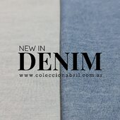 Hoy tenemos el agrado de anunciarles los nuevos ingresos en Denim 100% real de calidad premium.  Un artículo clásico, atemporal y esencial, protagonista principalmente en looks casuales que no te puede faltar...🙌🏽  Deslizando la imagen, los dos modelos de camisas ya disponibles en la tienda online, ambos en los dos tonos: light blue (celeste) y blue denim (azul)   #bycoleccionabril   -  #fw21 #mayoristasargentina #indumentariafemenina #ropamujerpormayor #ropamujer #mayoristasavellaneda #mayoristaflores #indumentaria #aw21